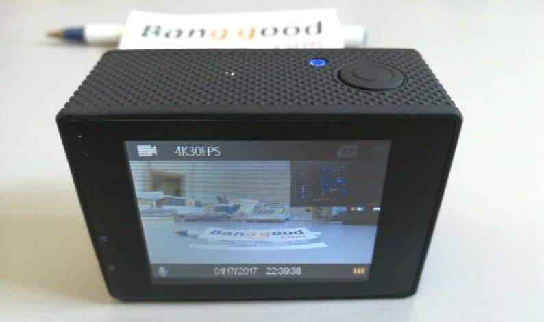 MgCool_Explorer_schermo Recensione MgCool Explorer Pro - 4K@30fps a 30€