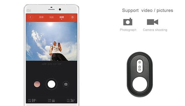 Xiaomi_Yi_remote4 Selfie Stick + Telecomando Bluetooth Xiaomi Yi originale