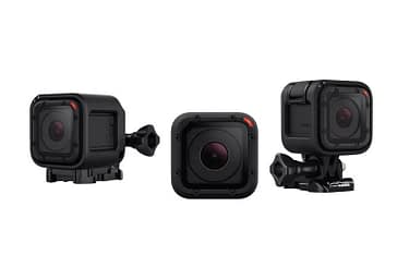 Recensione GoPro Hero 4 Session
