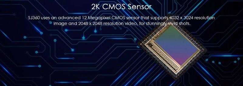 SJ360_CMOS Recensione SJCAM SJ360