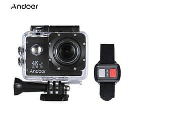 Andoer AN4000 - 4K@30fps a 36€ con coupon