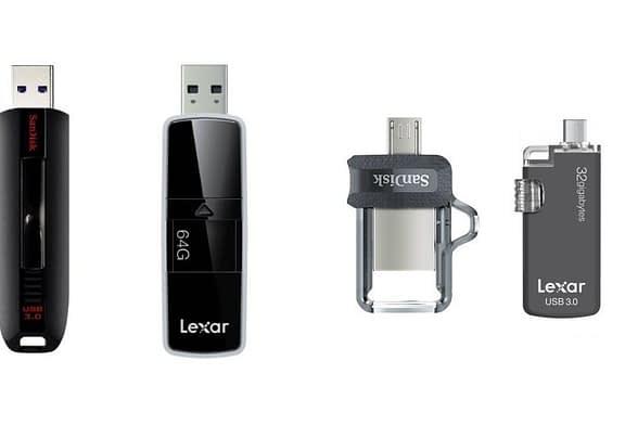 Le migliori chiavette USB 3 e le pendrive più economiche del 2021