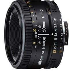 Nikkor AF 50mm f/1.8 D recensione