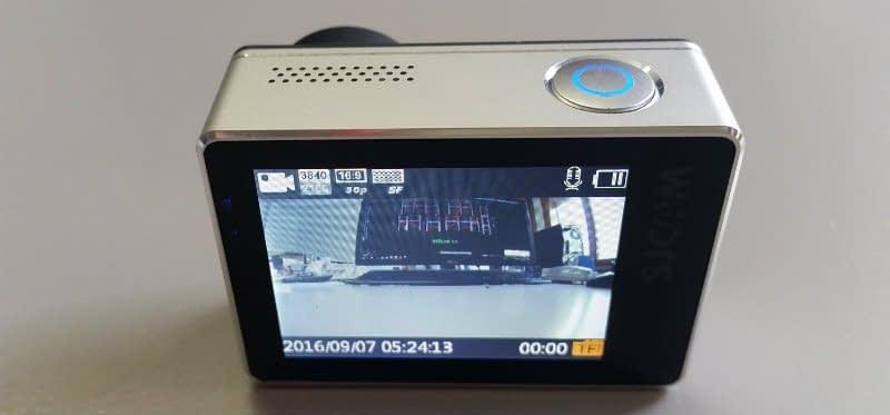 SJ7_Star_touchscreen SJcam SJ7 star - recensione e prove video 4K