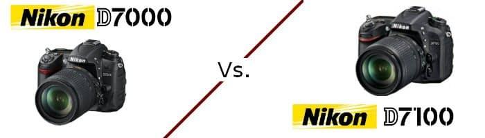 d7000_7100_orizz Nikon D7000 vs D7100 quale scegliere?