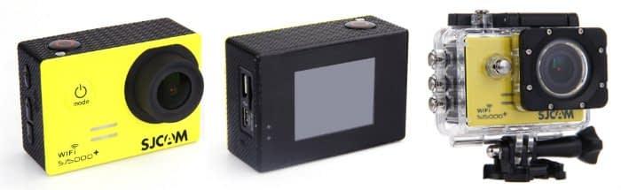 sjcam-sj5000-plus-ambarella-a7ls75-action-camera Sjcam SJ5000+ plus: recensione e caratteristiche