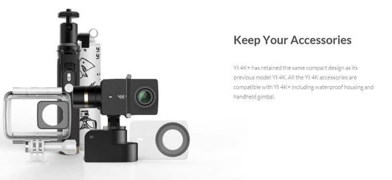 yi-4k-plus-accessori2 Recensione Yi 4K PLUS: action cam 4K+@60fps