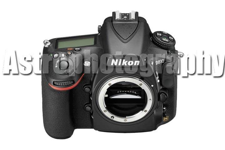 Nikon-D810a-for-astrophotography Nikon presenta la prima reflex per fotografia astronomica