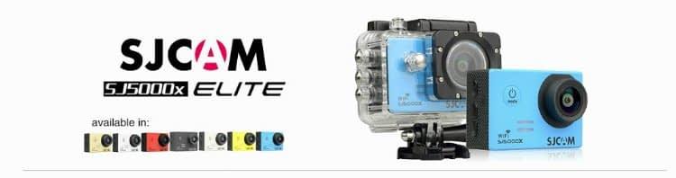 SJ5000X-4K_02 SJ5000X Elite - Recensione Sjcam 4k con stabilizzatore Gyro