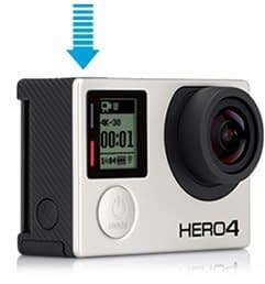 HERO4_Black_Feature_9_quickcapture GoPro Hero4 Black Recensione e specifiche