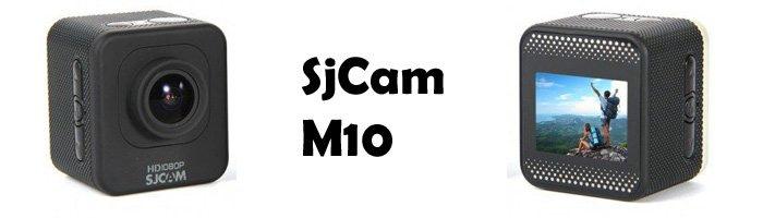 SjCam-M10 Recensione SJCAM M10 : differenze con la SJ4000