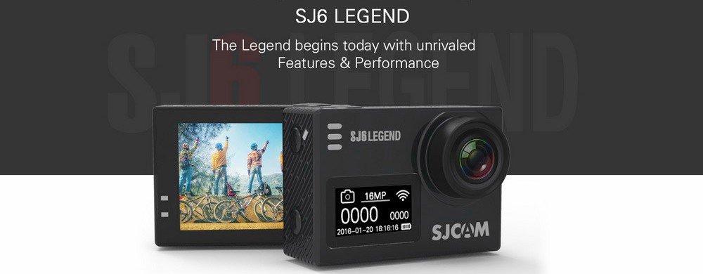 SJ6 Legend Review