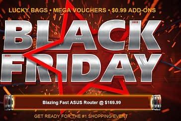 Promozioni per il Black Friday da Gearbest