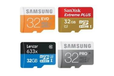 Migliori schede Micro SD del 2019