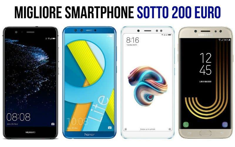Cellulari Moderni Economici.I Migliori Smartphone Del 2019 Sotto I 200 Euro